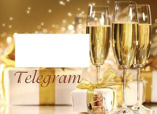 This picture of champagne glasses would be the perfect image for many types of celebration.